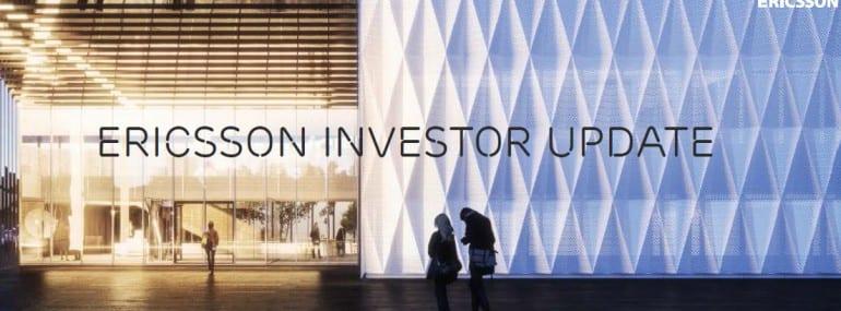 Ericsson investor day lead image
