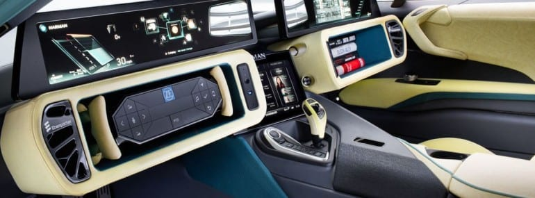 Harman infotainment