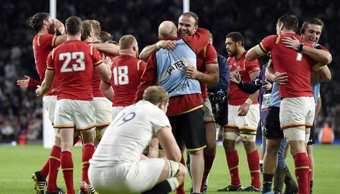 Wales win