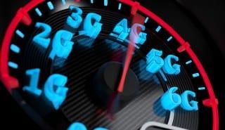 4.5G speed