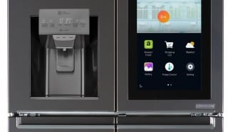 LG instaview fridge