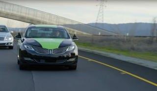 Nvidia self driving car