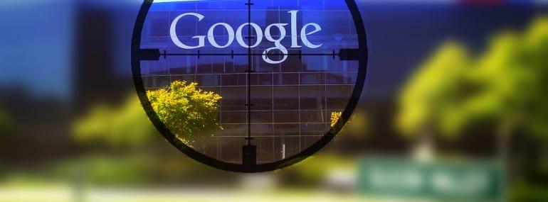 Google Crosshairs
