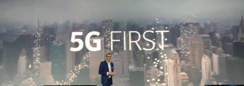 Nokia 5G First