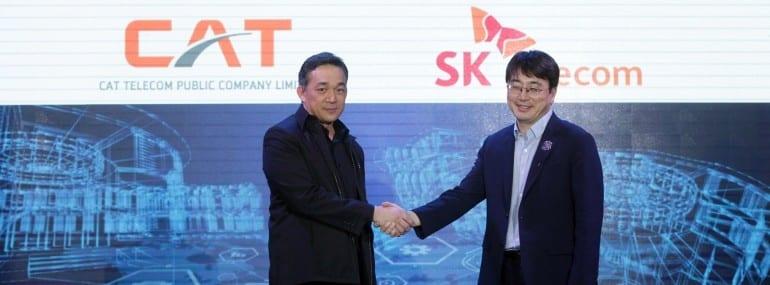 SK Telecom CAT