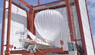 project loon launcher