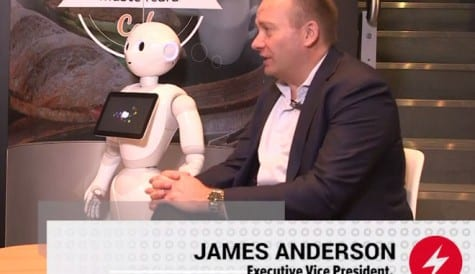 Anderson Mastercard MWC 2017