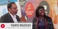 Mahinda Comviva MWC 2017 video