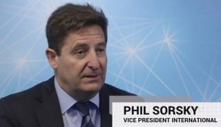 Skorsky Commscope MWC 2017 video