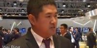 Wei Bing Huawei MWC 2017 video