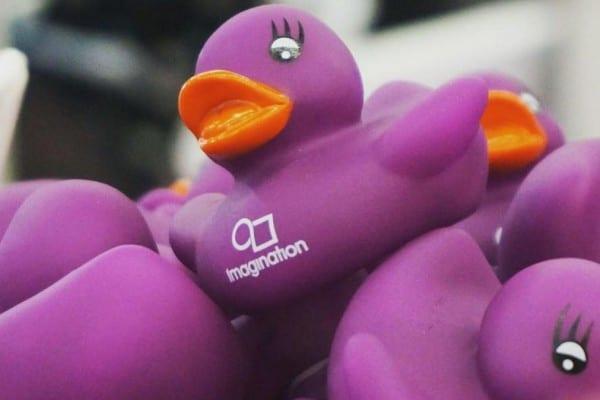 Imagination duck