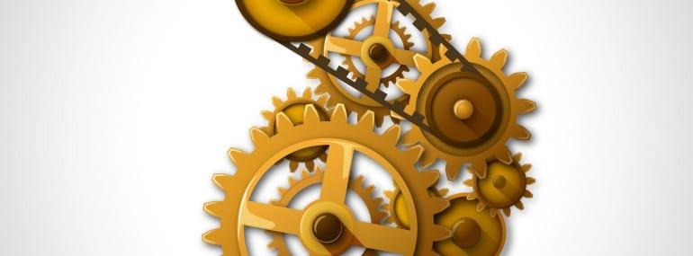 gears brown