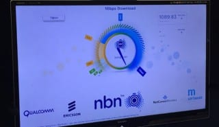 NBN 1 Gbps fixed wireless