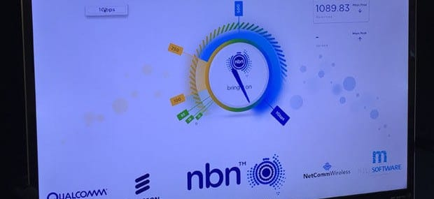 NBN 1 Gbps fixed wireless
