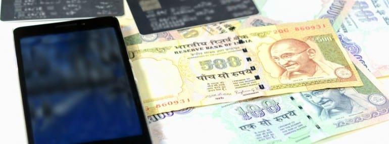 india mobile money