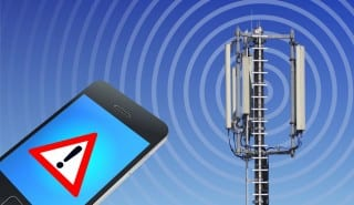 mobile phone tower radiation