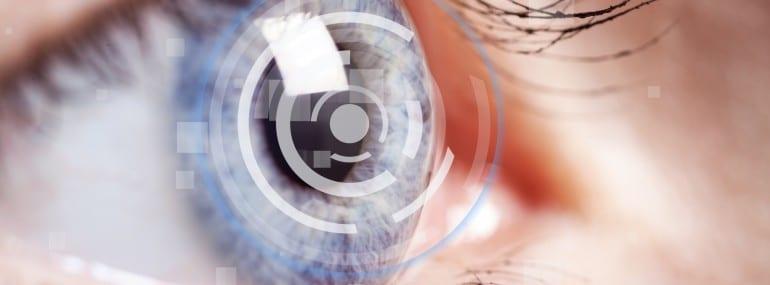 Cataract, eye, vision.