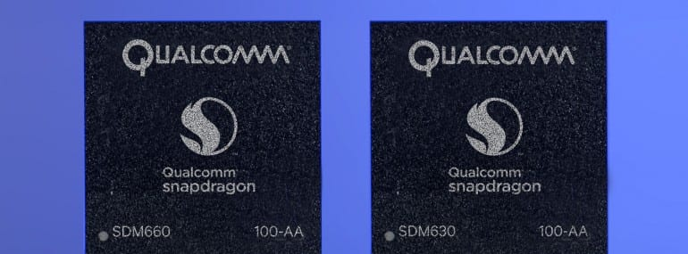 Qualcomm Snapdragon 630_660