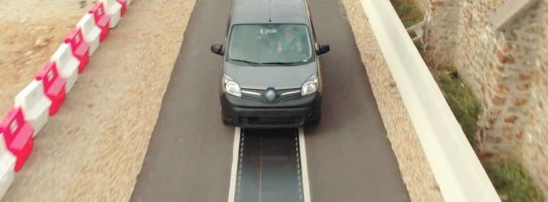 Renault Qualcomm electric car