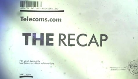 The Recap logo