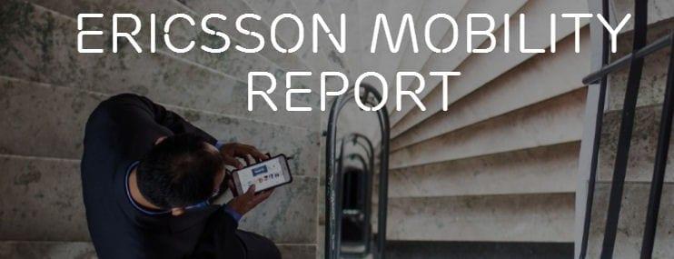 Ericsson june 2017 mobility report
