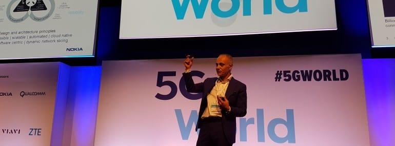 Hossein Moiin 5G World