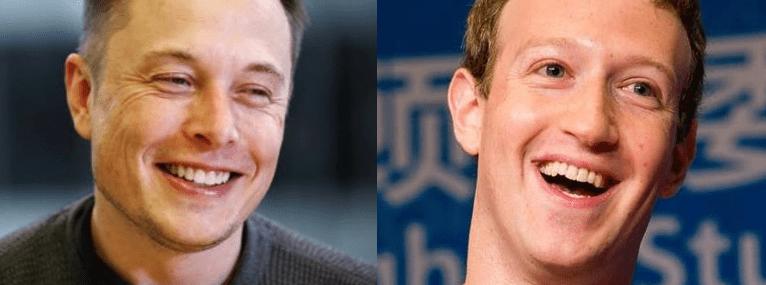 Musk Zuckerberg