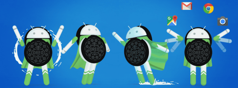 Android O 3