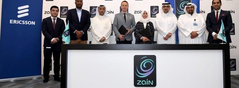 Ericsson Zain Kuwait