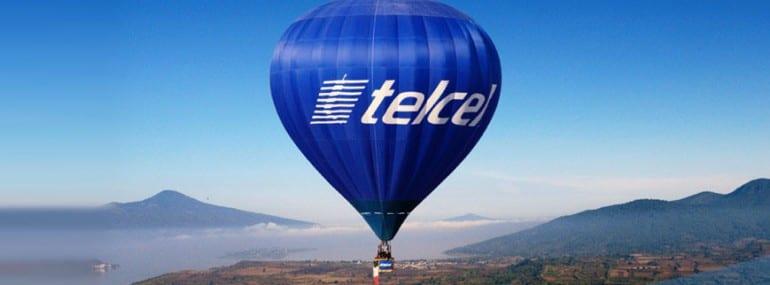 Telcel balloon