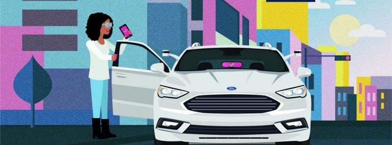 Ford lyfts its self driving ambitions for General motors mission statement 2017