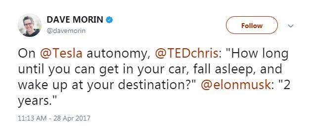 Musk 2019