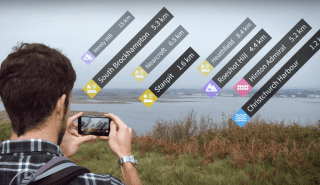 Augmented Reality Maps