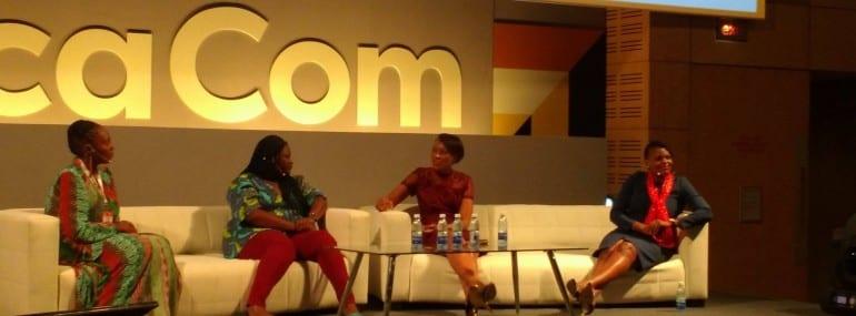 AfricaCom Panel Day 3