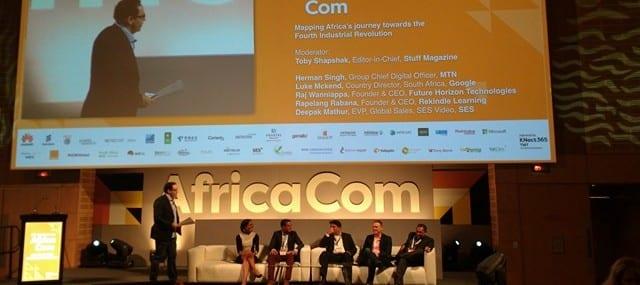AfricaCom Panel Keynote