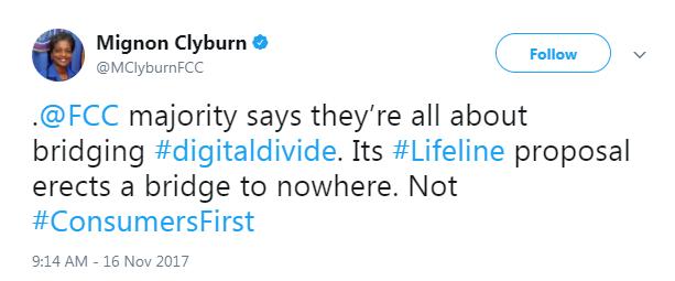 Clyburn Tweet