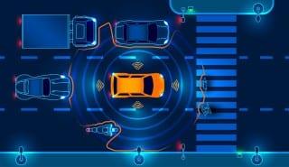 Autonomous smart car
