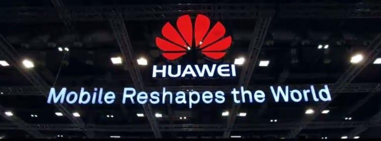 Huawei logo MBBF 2017