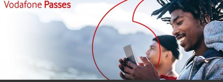 Vodafone passes