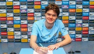 Manchester City New esports Player Marcus Jorgensen
