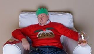 Snooze Christmas Nap