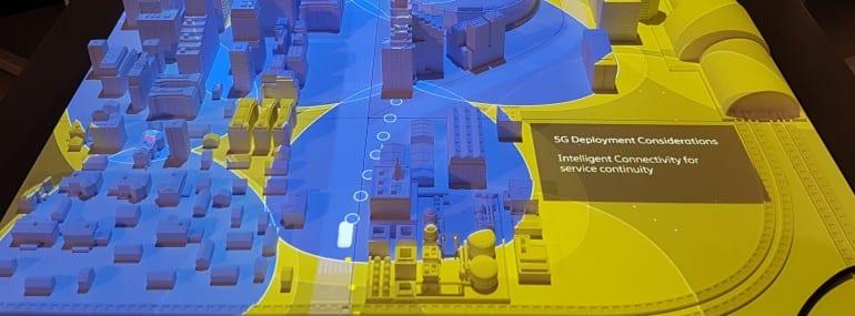 Ericsson smart city