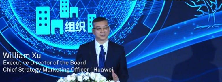 Huawei pre MWC 2018