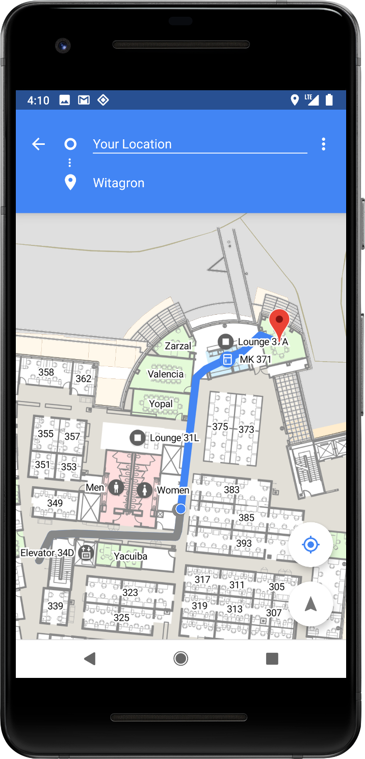 Improved indoor positioning will add a new dimension for some apps