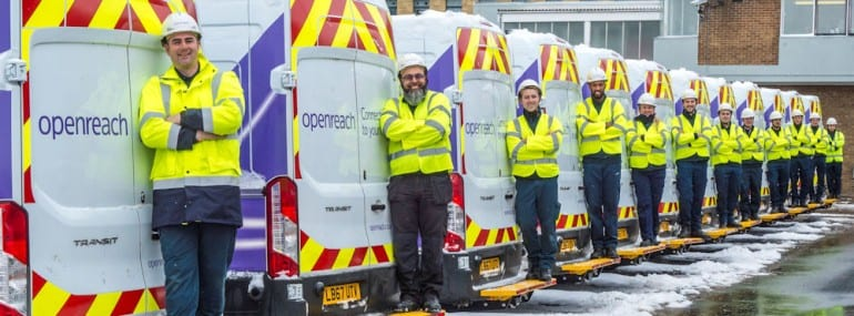 Openreach recruitment