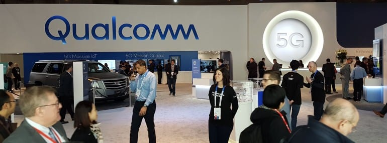 Qualcomm MWC 2018