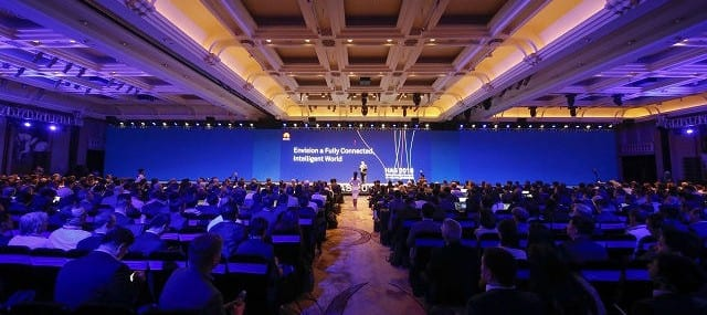 Huawei 2018 analyst summit