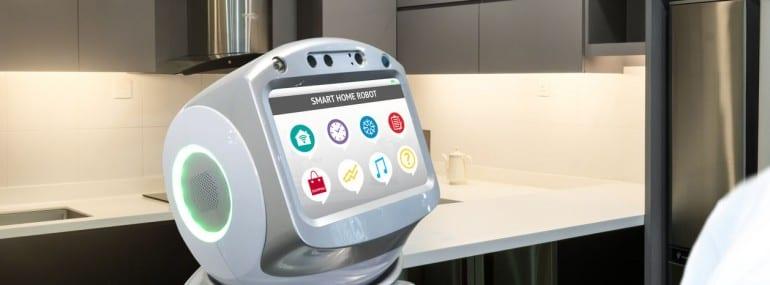 smart home robot