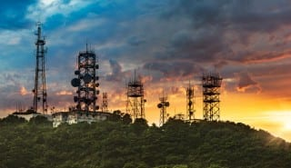 telecoms radio towers