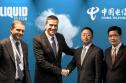 China Telecom Liquid